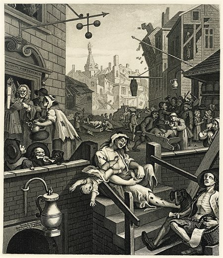 The Gin Craze